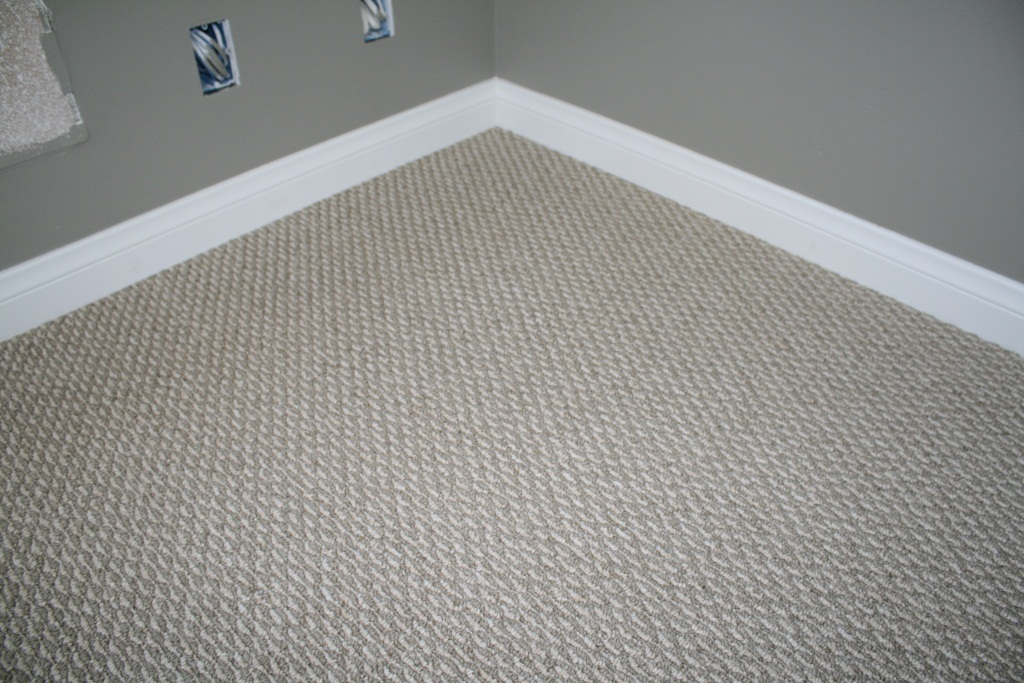 Carpet up close