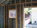 Insulation installed